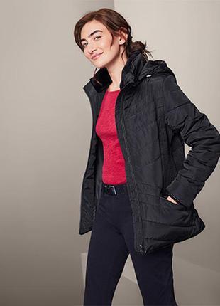 Согревающая стеганая куртка от тсм tchibo размер евро 50 (укр 56)