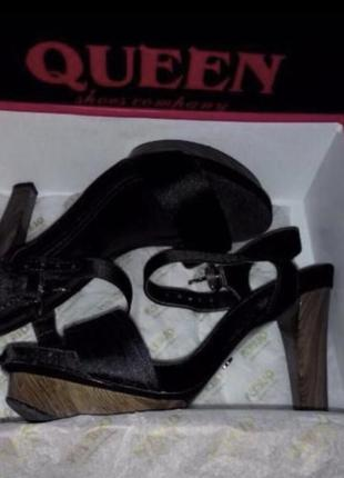 Боссоножки queen p 39 на ногу 25,5 см
