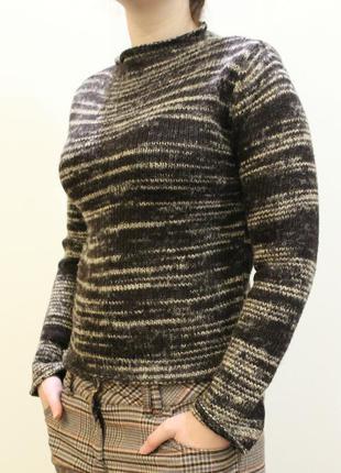 Стильный укороченный свитер french connection