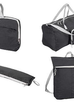 Вместительная складная сумка от aldi. модель на фото 2-3