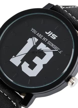 Часы унисекс с цифрой 13