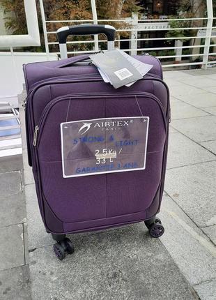 Тканевый чемодан airtex france