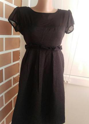 Маленькое черное платье m l