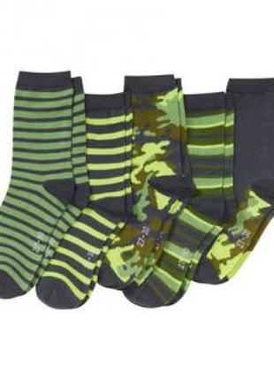 Набор носков kiki&koko для мальчика, р. 23-26, 27-30, 31-34 (арт 1245)