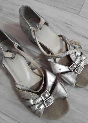 Туфли для бальных танцев 18.5 си