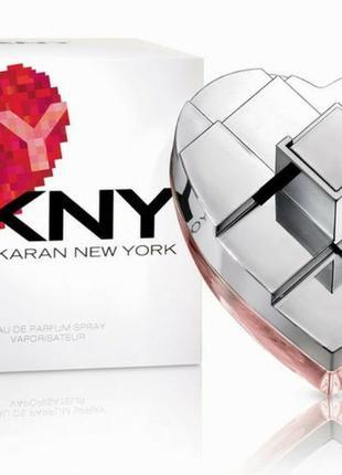 Женская парфюмированная вода donna karan dkny my ny  100 мл