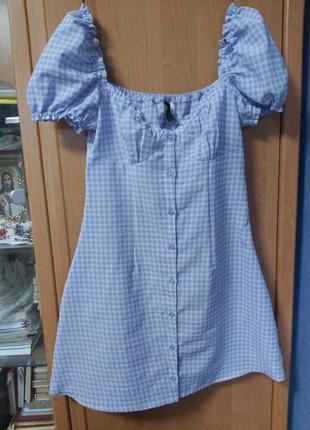 Сиренове платье, сарафан
