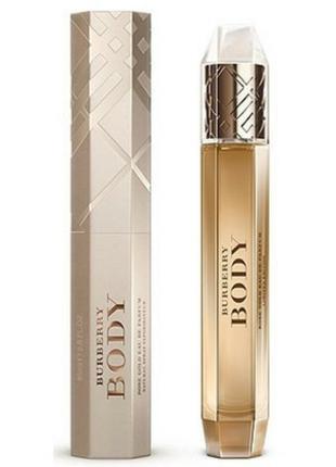 Женский парфюм burberry body  60 мл
