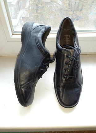 Туфли кожаные footglove 38-39 размер