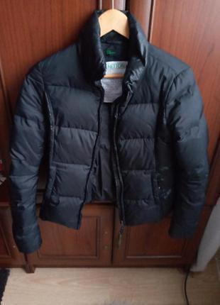 Пухова курточка