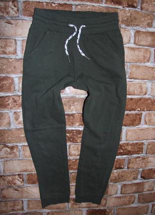 Джоггеры спортивные штаны мальчику 9 - 10 лет hema