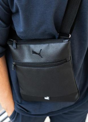 Новая стильная сумка через плечо экокожа на подарок / спортивная / клатч слинг /