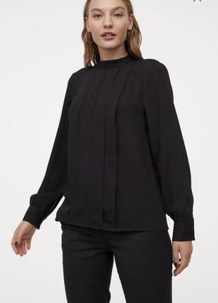 Классическая блузка new 2021