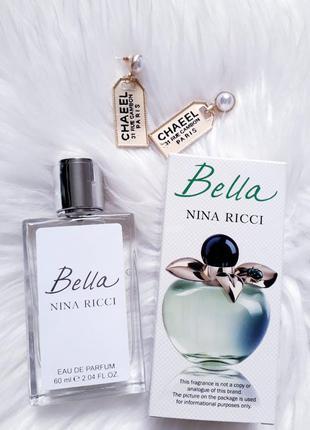 Bella 60мл, тестер, духи, туалетная вода, парфуми