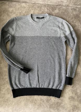 Шикарный свитер реглан george
