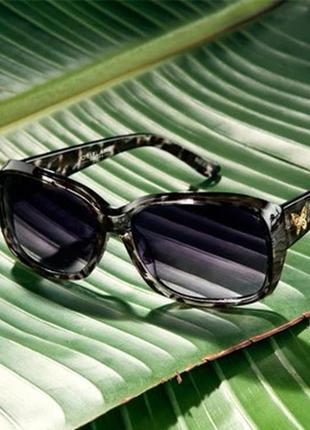 """Жіночі сонцезахисні окуляри """"таємниці амазонії"""" 24792 amazonia butterfly sunglasses"""