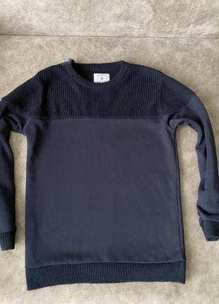 Шикарный свитер свитшот реглан matalan