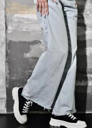 Шикарные женские ботинки демисезонные, осенние, женские