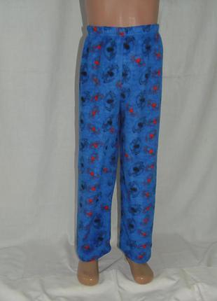 Флисовые штаны на 6-7 лет