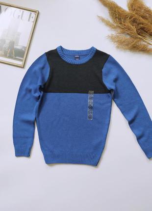 Новый свитер на мальчика y.f.k. 8-10 лет