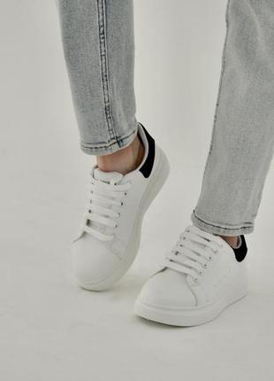 Скидка ! белые кеды , белые кроссовки на платформе!