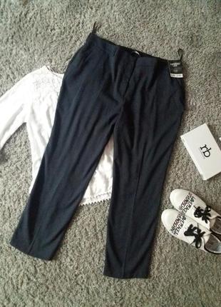 Нарядні класичні брюки 54-56р.