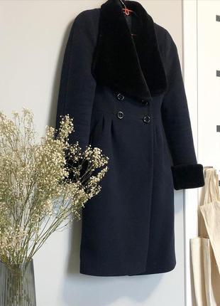 Пальто stella polare. пальто zara. классическое пальто