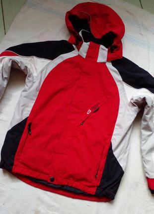 Термо куртка на мальчика  12 лет