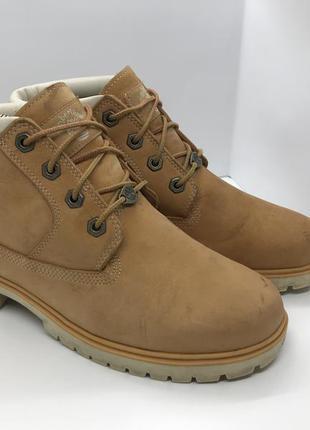 Кожаные ботинки timberland ankle boots оригинал