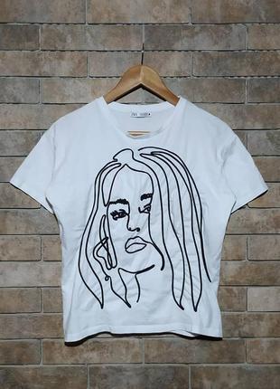 Zara original футболка майка