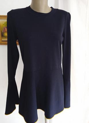 Платье-блуза cos 46
