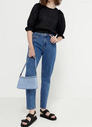Стильні джинси mom фірма house! супер якість!