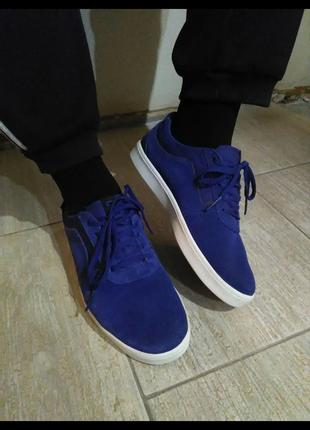 Кеды кроссовки туфли спорт спортивные кожа кожаные замша