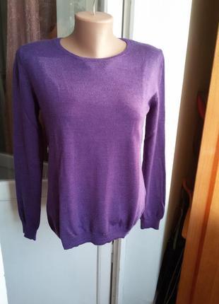 Шерстяной свитер merino / 100% шерсть  мериноса