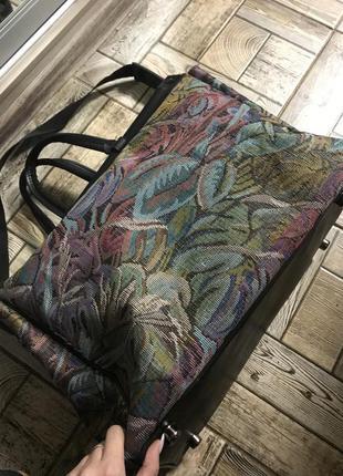 Дорожняя  сумка-чемодан
