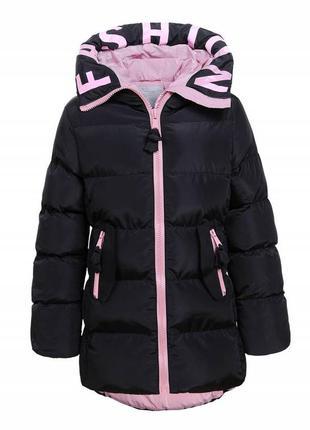Куртки зимние для девочек glo-story 134-164 р.р.