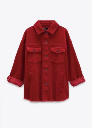 Рубашка с плотного вельвета