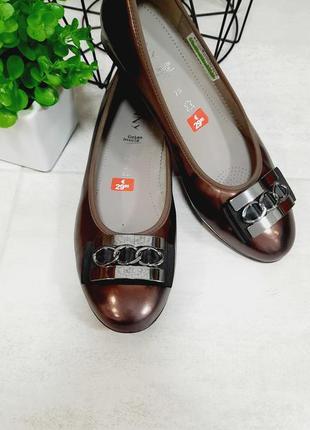 Новые туфли балетки , jenny 41 размер