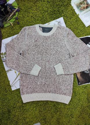Теплий , грубого вязання светр від s.oliver