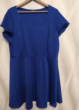 Красивое платье р.22