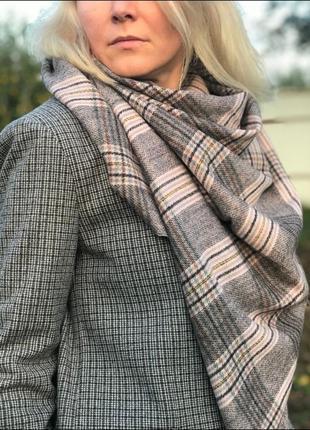 🔥роскошные большие турецкие кашемировые платки пледы
