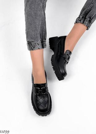 Р. 36-40 стильные туфли