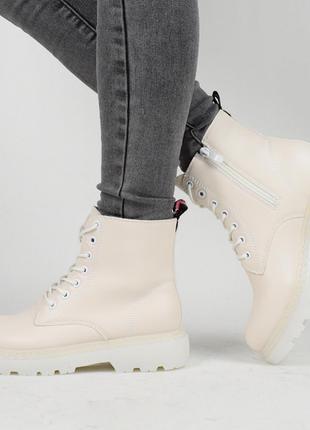 Женские ботинки / на флисе / демисезонные / 36-41 размер / тёплые