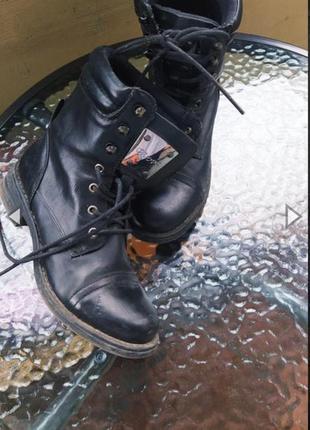 Крутые ботинки cropp 36 размер