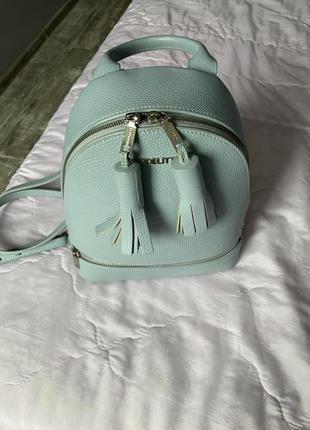 Рюкзак fidelliti голубого кольору
