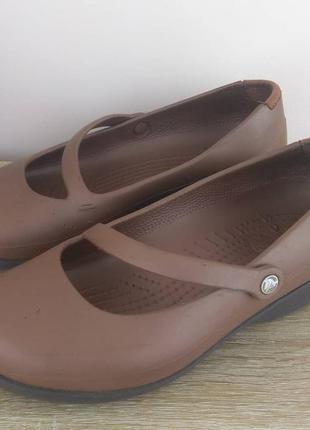 Туфлі crocs 9 р.(39-40)