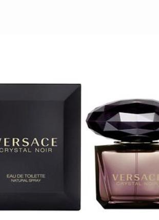Versace crystal noir парфюм (духи)  60мл из 90