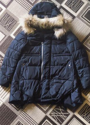 Куртка. пуховичок