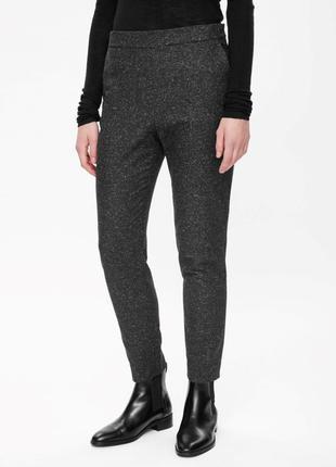 Шерстяные брюки cos
