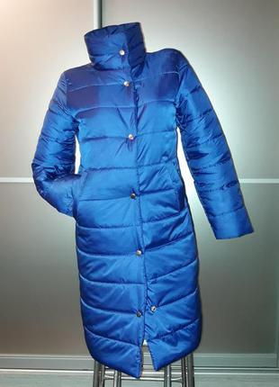Пальто/куртка с карманами/синтепон